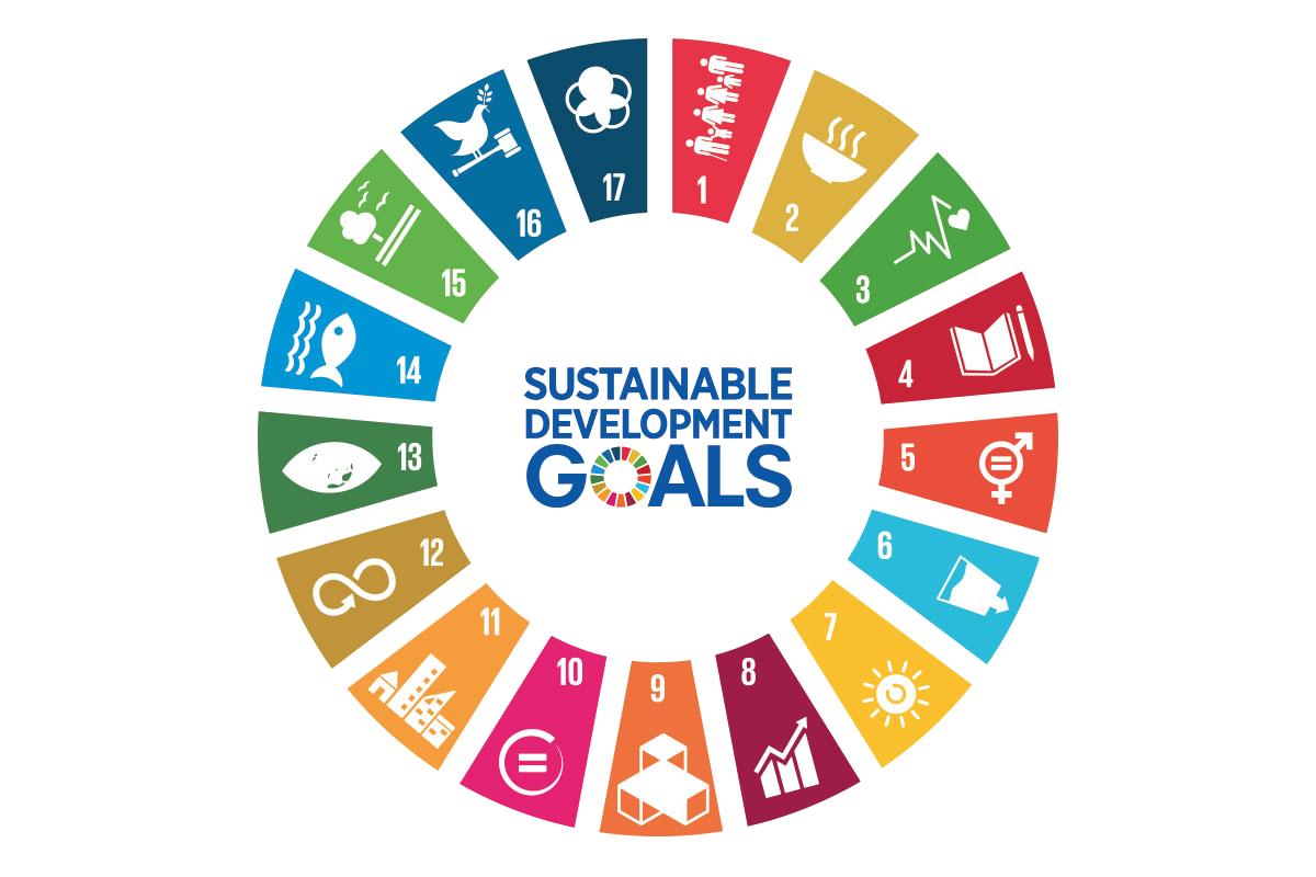 SDGs-circle