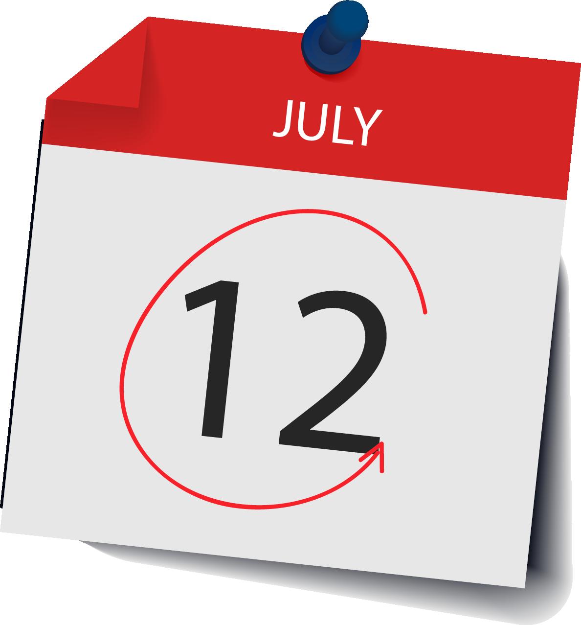 12JULY