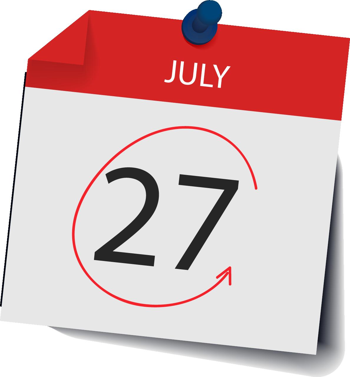 27JULY